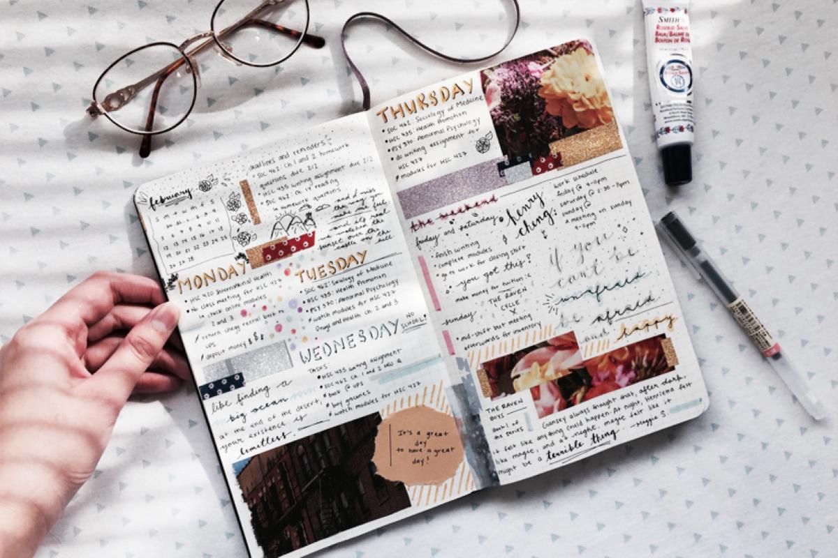 Saiba como criar seu Bullet Journal e melhorar sua organização