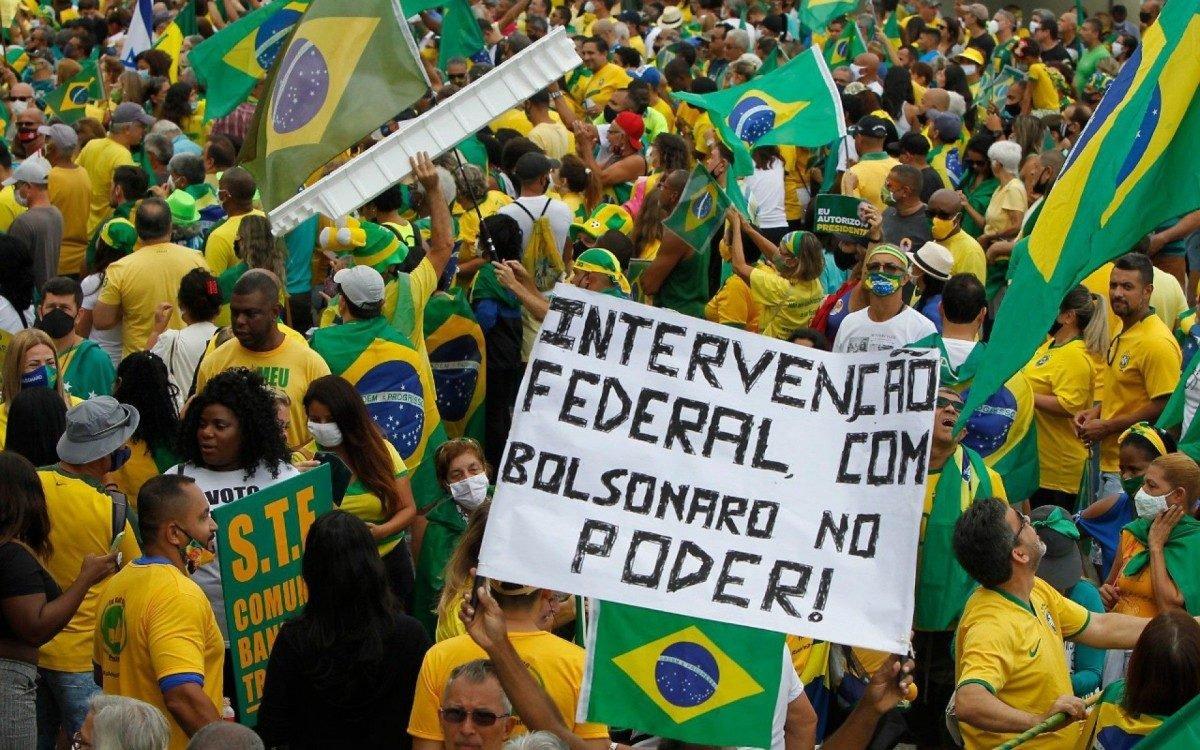 Opinião: manifestações pró-Bolsonaro expõem falta de empatia social?