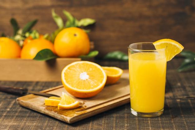 Frutas cítricas, como a laranja, são excelentes para emagrecer rápido e de forma saudável.