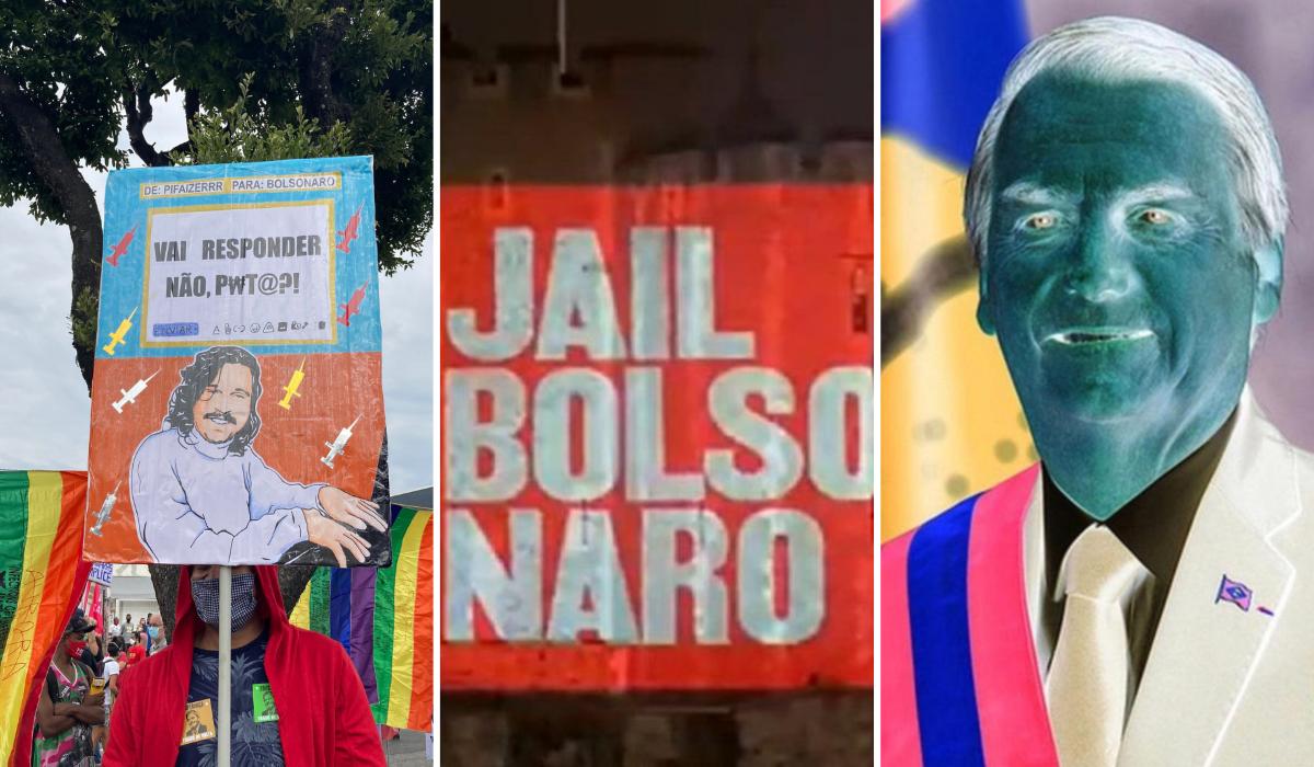 Memes contra Bolsonaro ganham repercussão nas redes sociais; confira