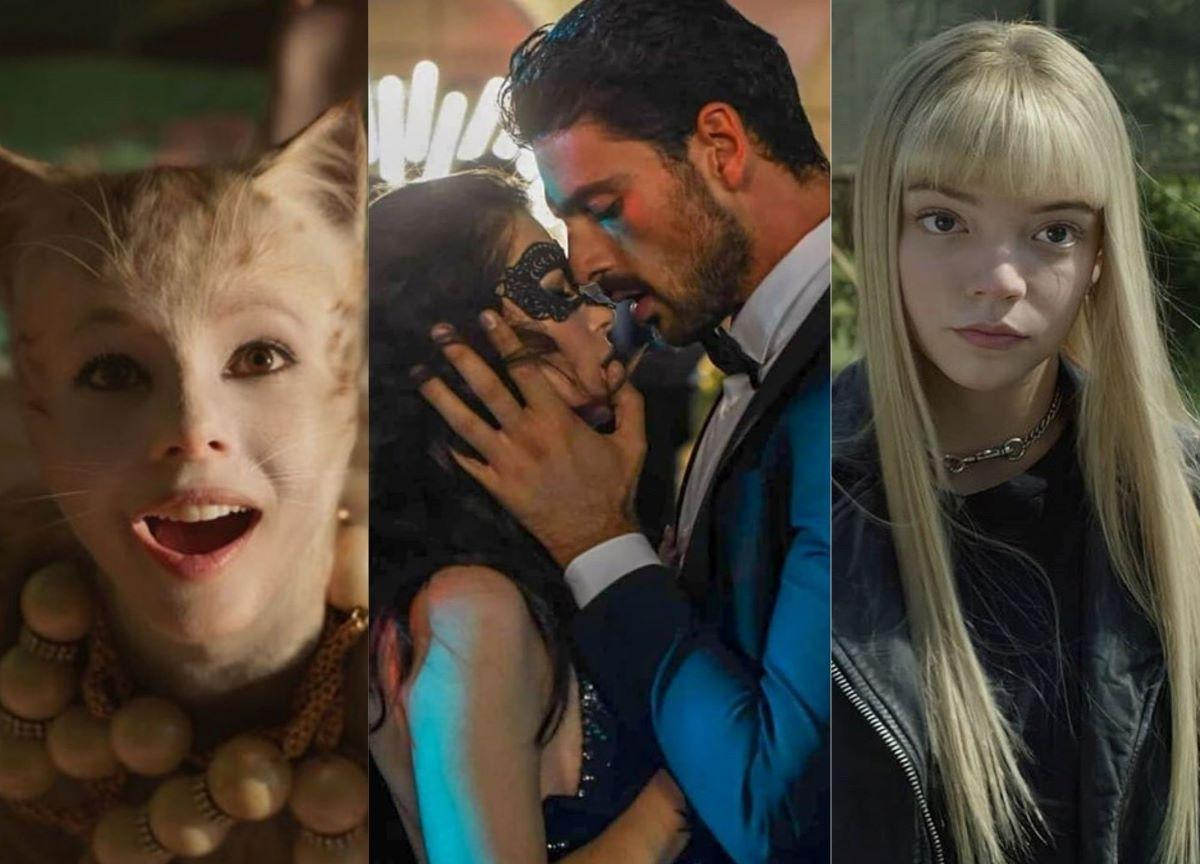 Além de '365 Dni', veja outros filmes que não agradaram a crítica