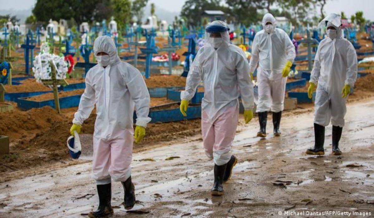 Brasil registra mais de 4 mil mortes por Covid-19 em um dia
