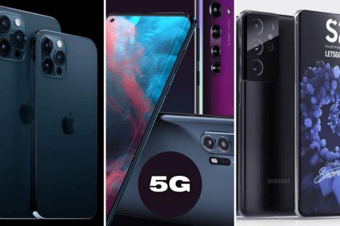 celulares 5G