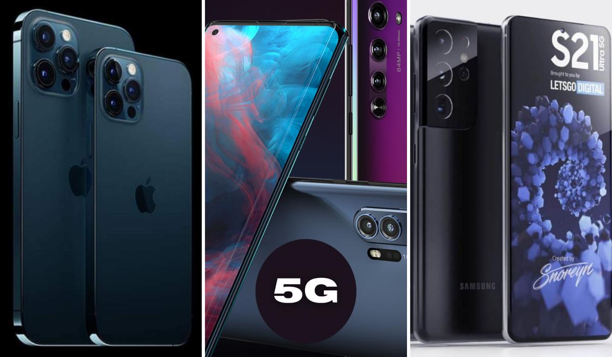 5G: Conheça os primeiros celulares do Brasil com a tecnologia