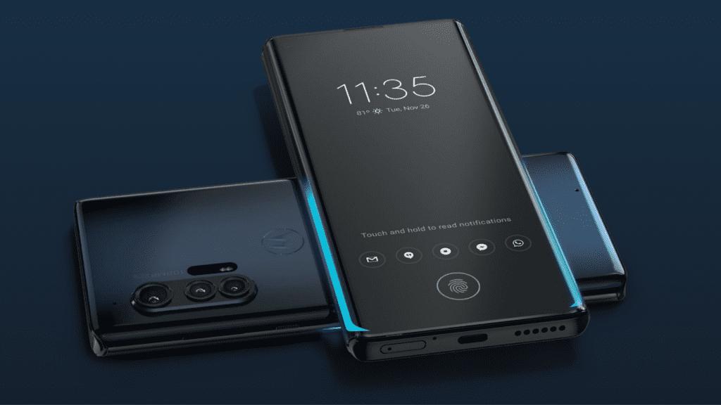 celulares 5G motorola