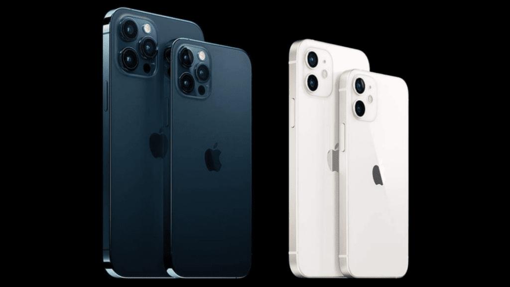 celulares 5G apple
