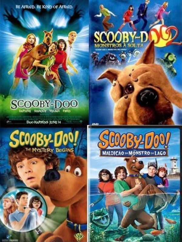 Scooby-Doo live-action