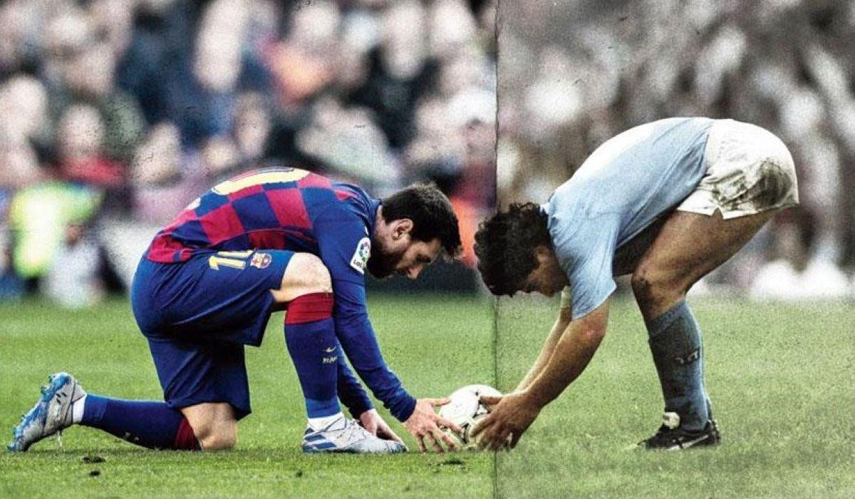A Copa do Mundo é o que falta para Messi superar Maradona?