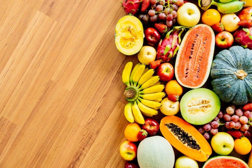 As frutas são ótimas para quem deseja emagrecer rápido e de forma saudável.