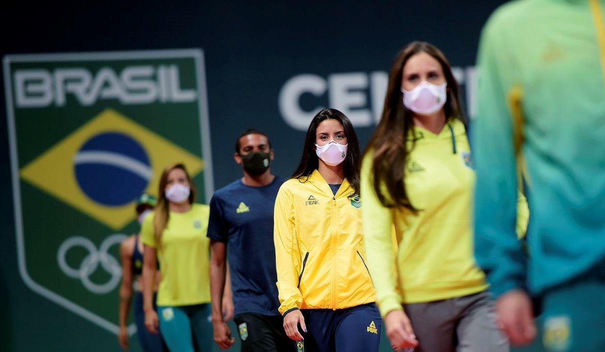 Time Brasil tem ajustes finais para as Olimpíadas Tóquio 2021