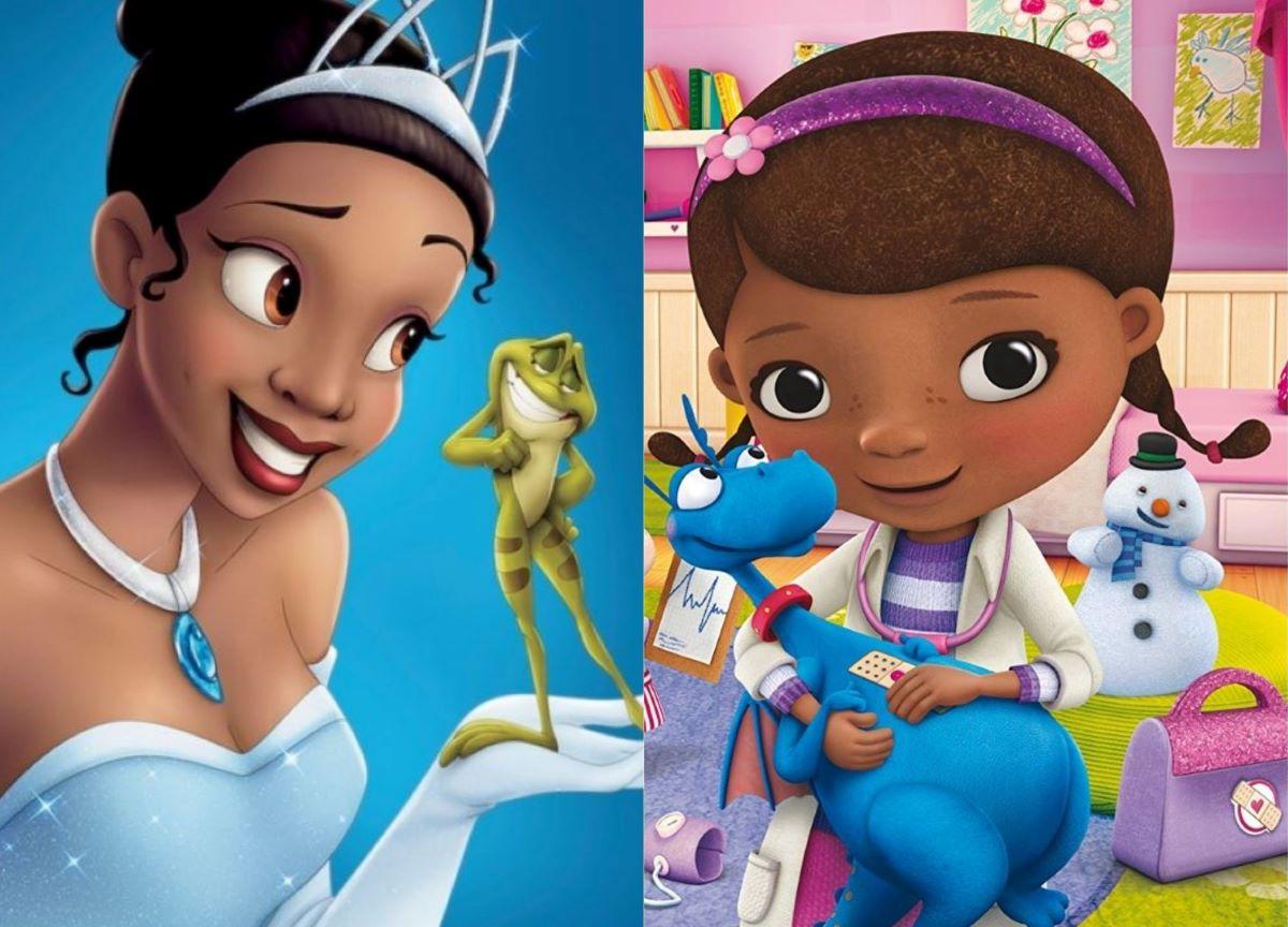 A importância da representatividade negra em desenhos animados