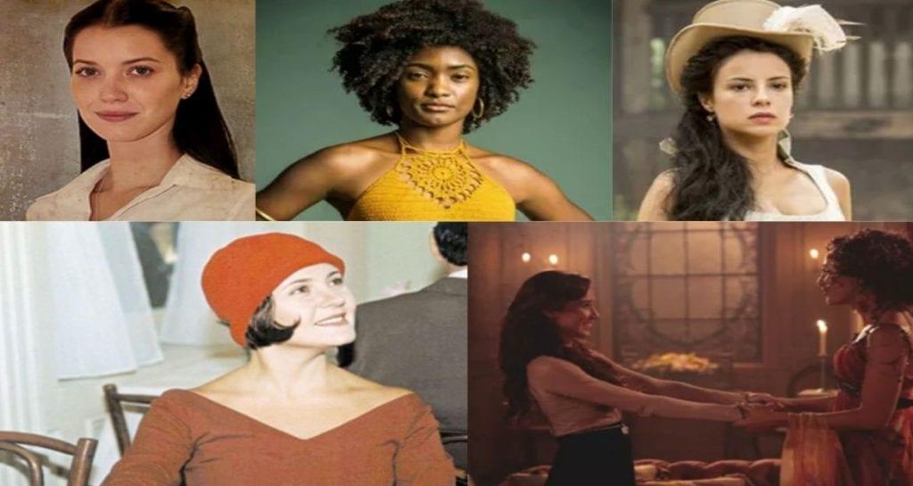 personagens femininas, machismo, patriarcado e estereotipos