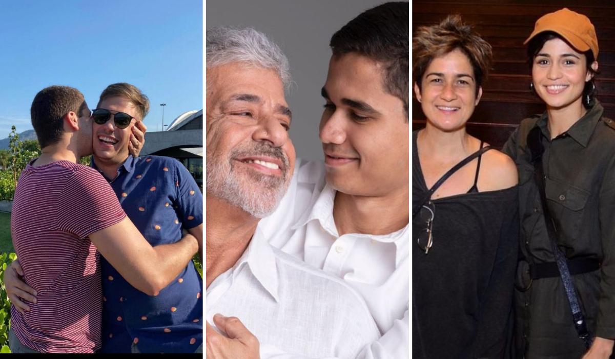 LGBTQIA+: casais de famosos que se assumiram publicamente