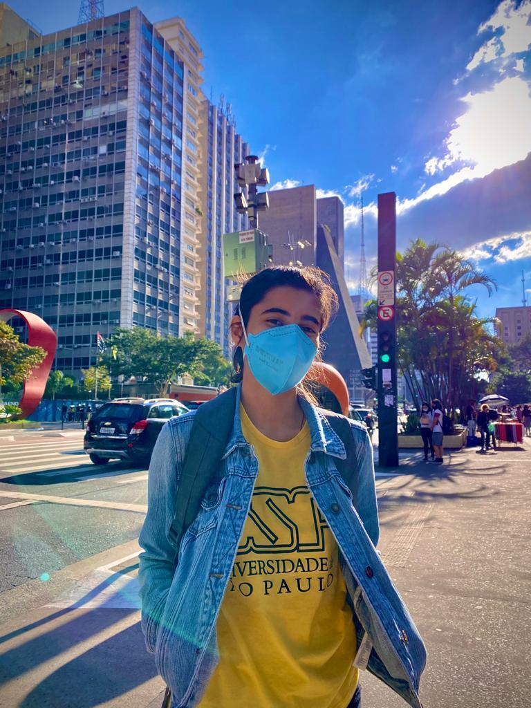 universitários na pandemia