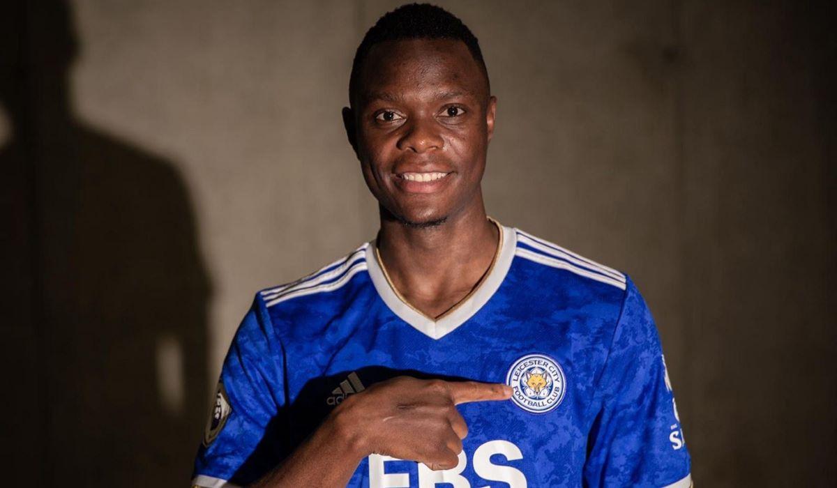 Patson Daka: a nova esperança para o ataque do Leicester City