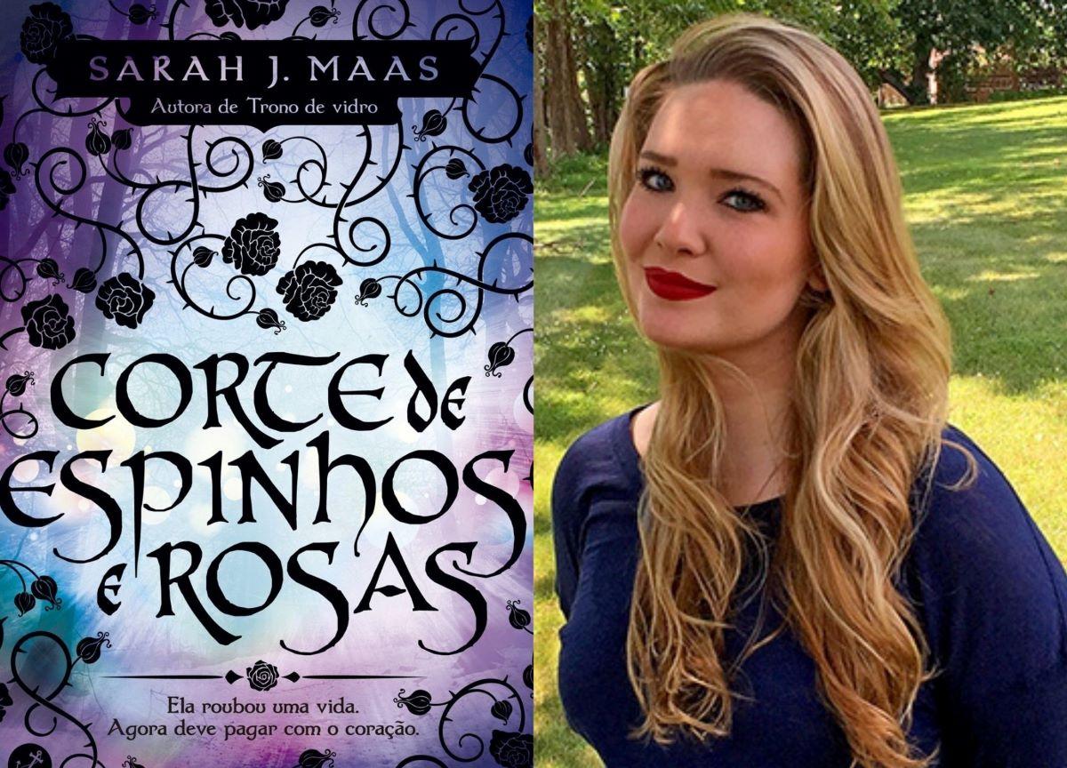 Sarah J. Maas: conheça as 3 séries best-seller da autora