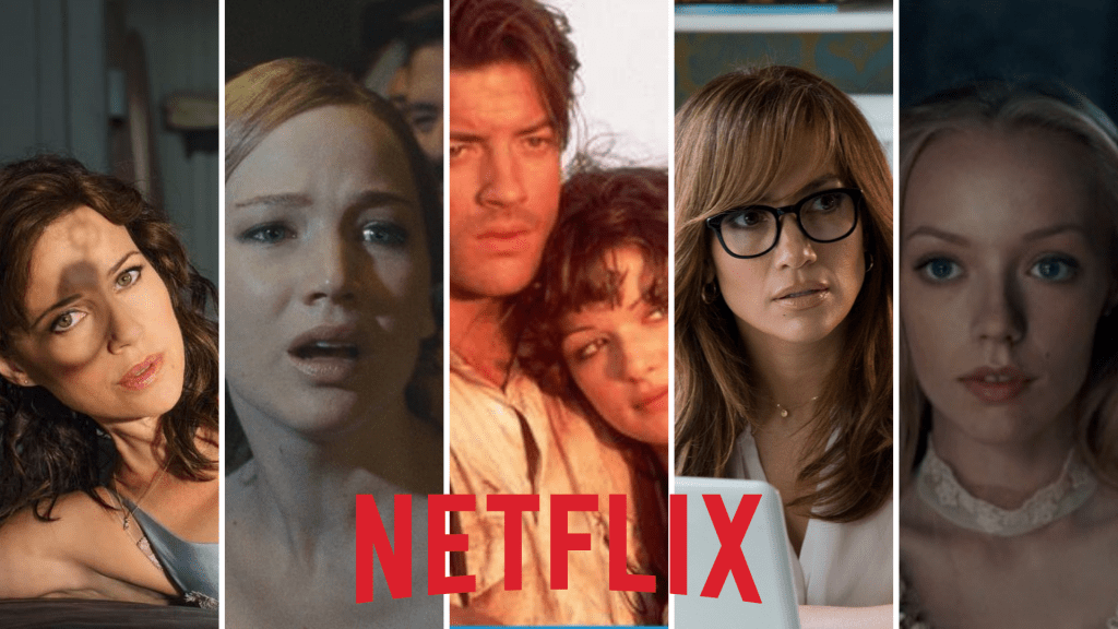 Netflix terror romance