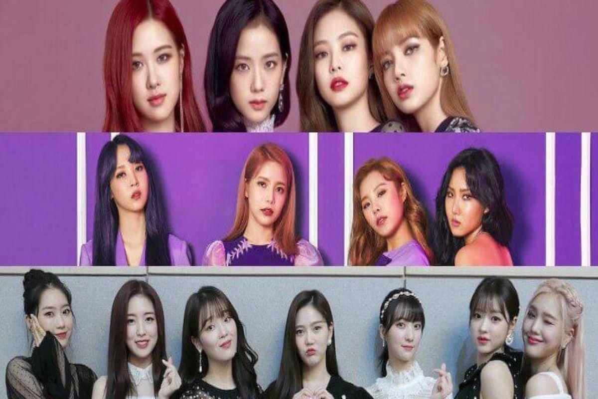 Grupos de K-pop: conheça os girl groups que estão em destaque