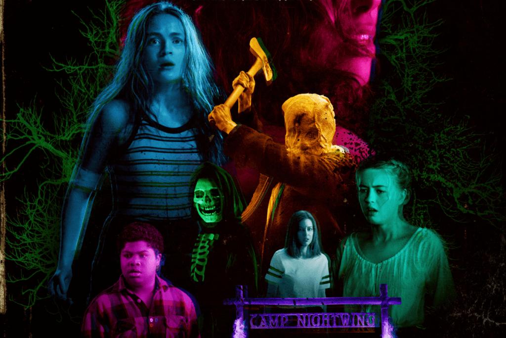 Os filmes Rua do Medo são a nova aposta de terror da Netflix.
