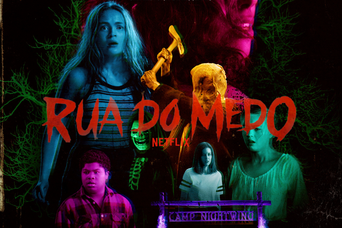 'Rua do Medo': Trilogia de terror slasher se destaca na Netflix; Confira