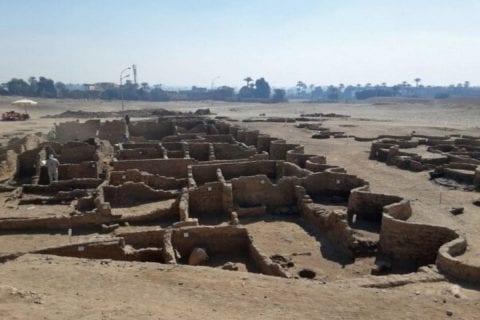 Descobertas arqueológicas