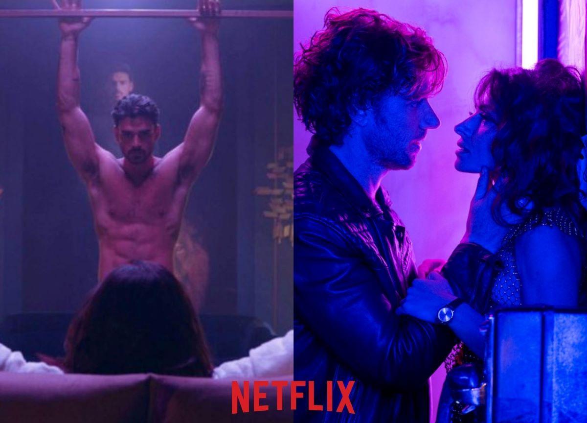 Assim como 365 Dni, Sex/Life teve cenas de sexo com certas condições