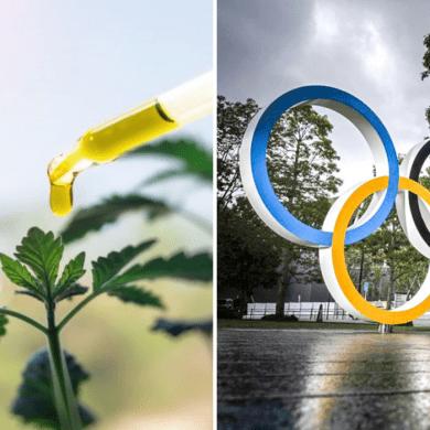 maconha olimpíadas
