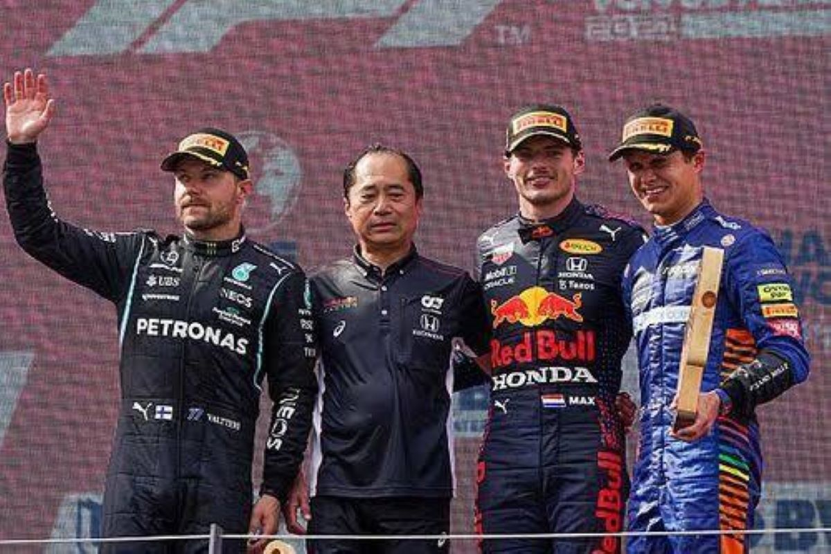 GP da Áustria: Verstappen domina; Bottas vai bem e Norris dá show