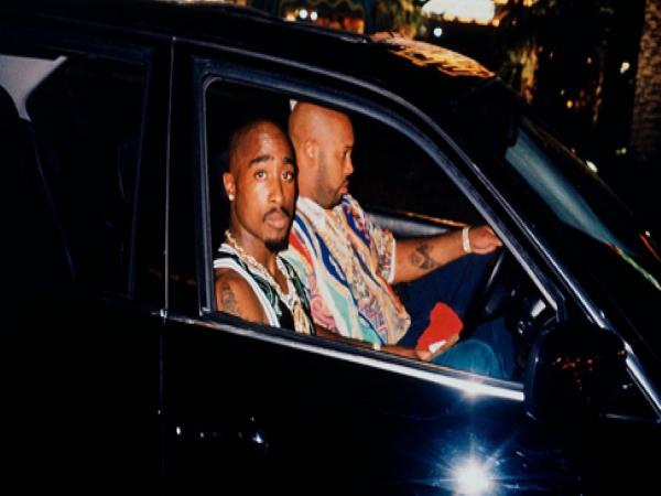 Tupac morte