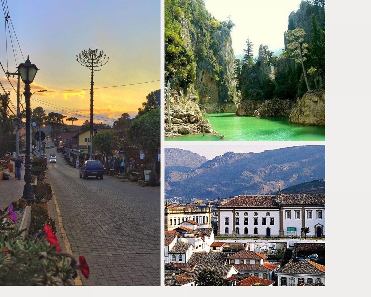 Turismo em Minas Gerais: conheça os 5 pontos turísticos mais lindos