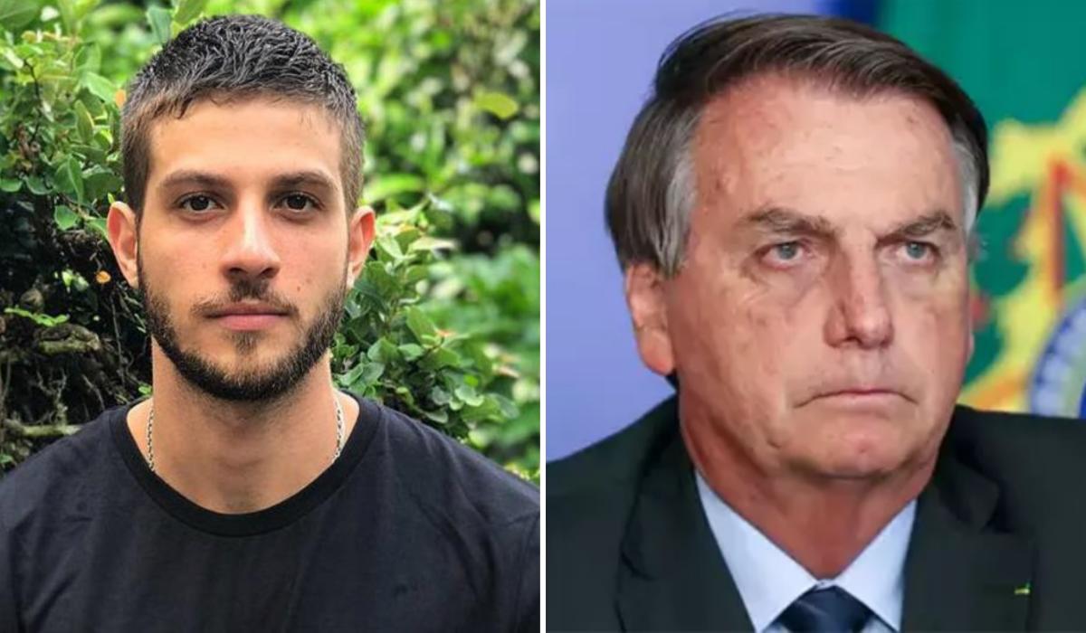 """Chay Suede é """"Fora, Bolsonaro""""; veja outros artistas contra o governo"""
