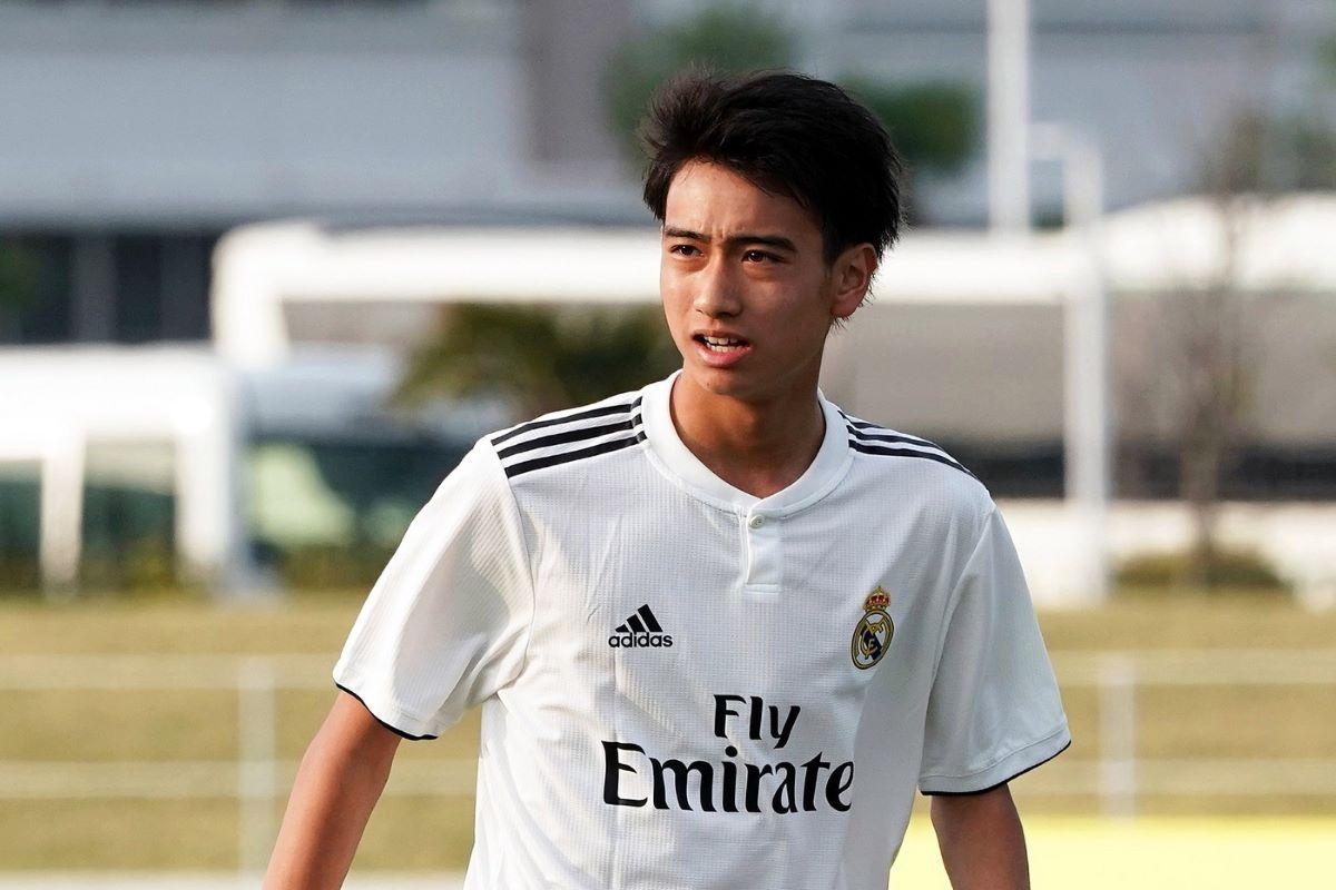 Takuhiro Nakai: saiba tudo sobre a promessa do Real Madrid