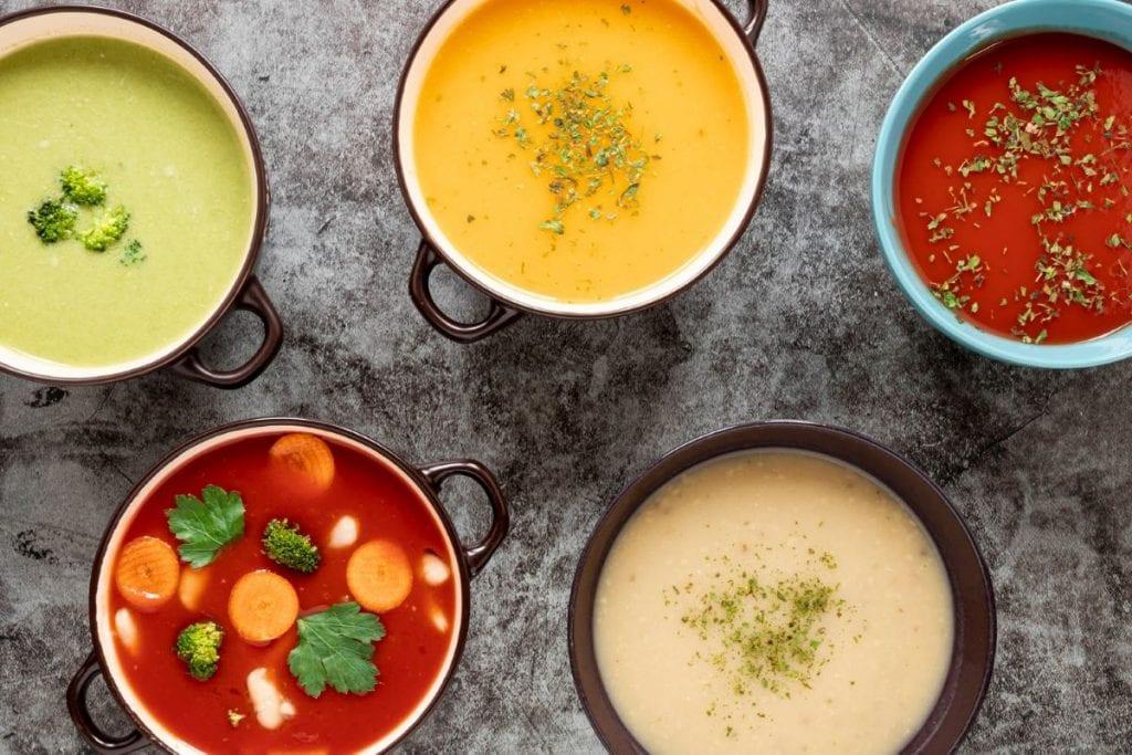 dieta da sopa para emagrecer rápido