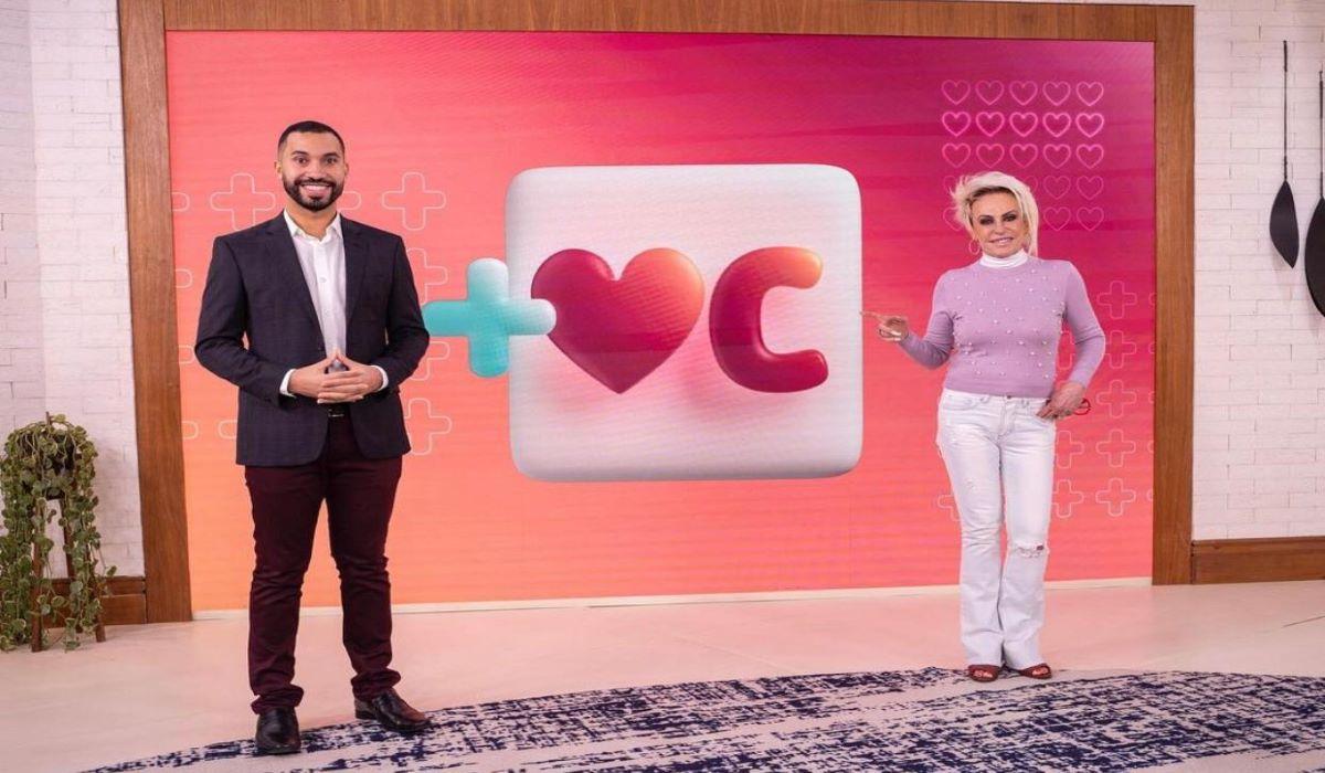 Gil do Vigor estreia quadro com Ana Maria Braga na Globo