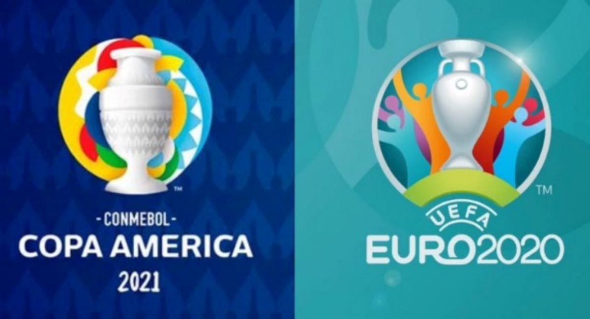 As finais da Copa América e da Euro acontecem neste fim de semana
