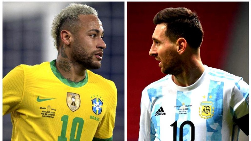 Neymar copa américa