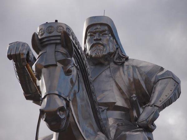 Imperador Genghis Khan