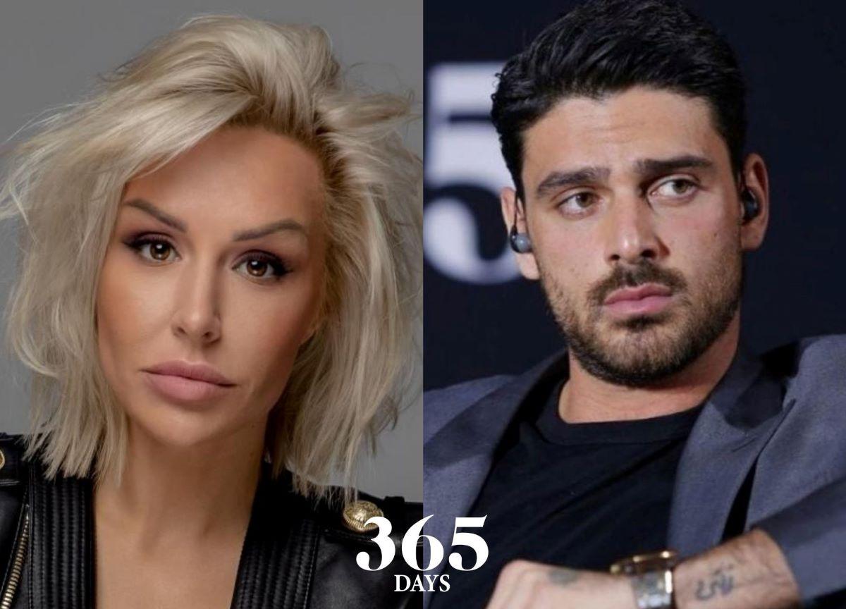 Autora de '365 Dni' faz comentário ofensivo e Michele Morrone rebate