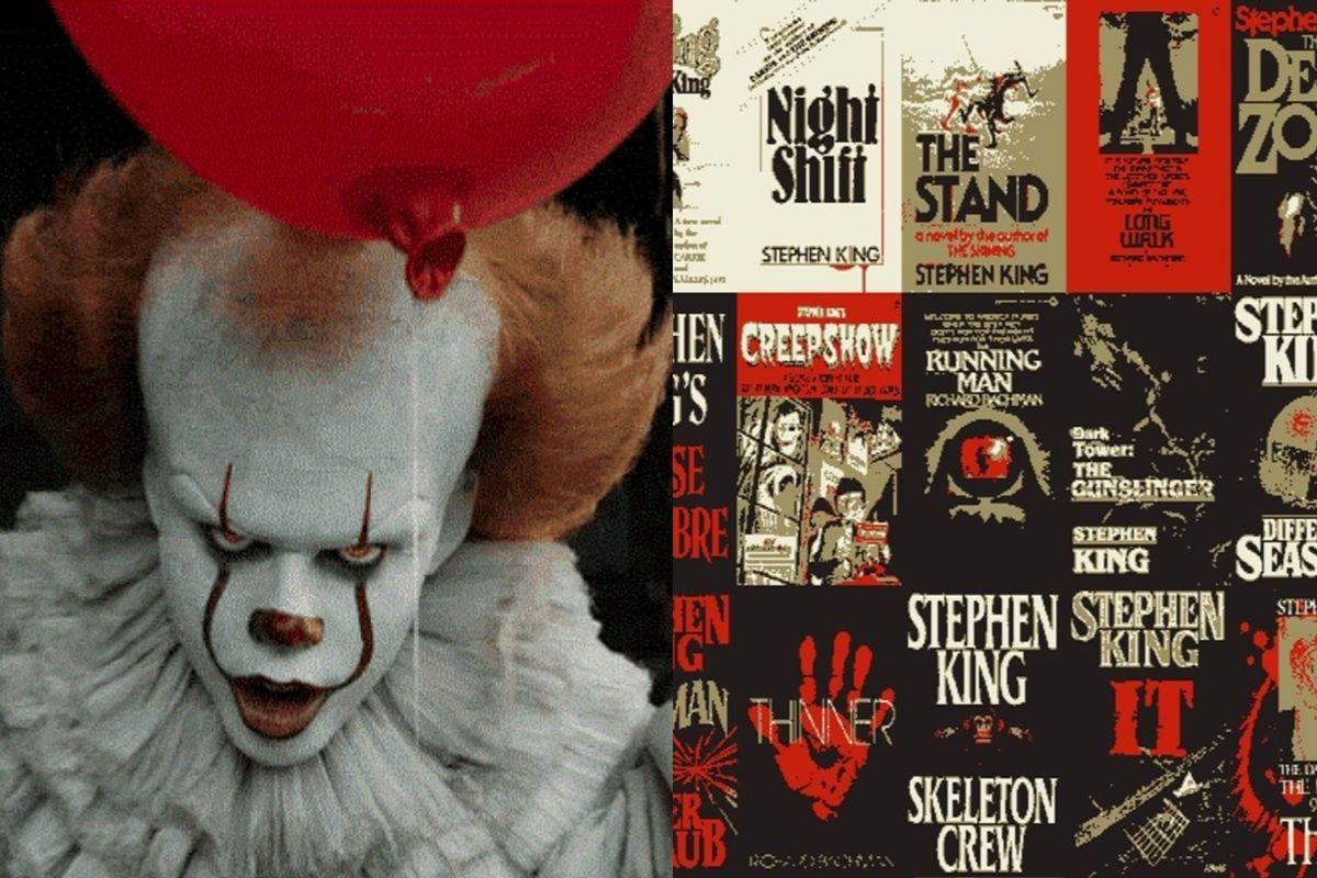 Stephen King: 5 adaptações do cinema inspiradas em seus livros