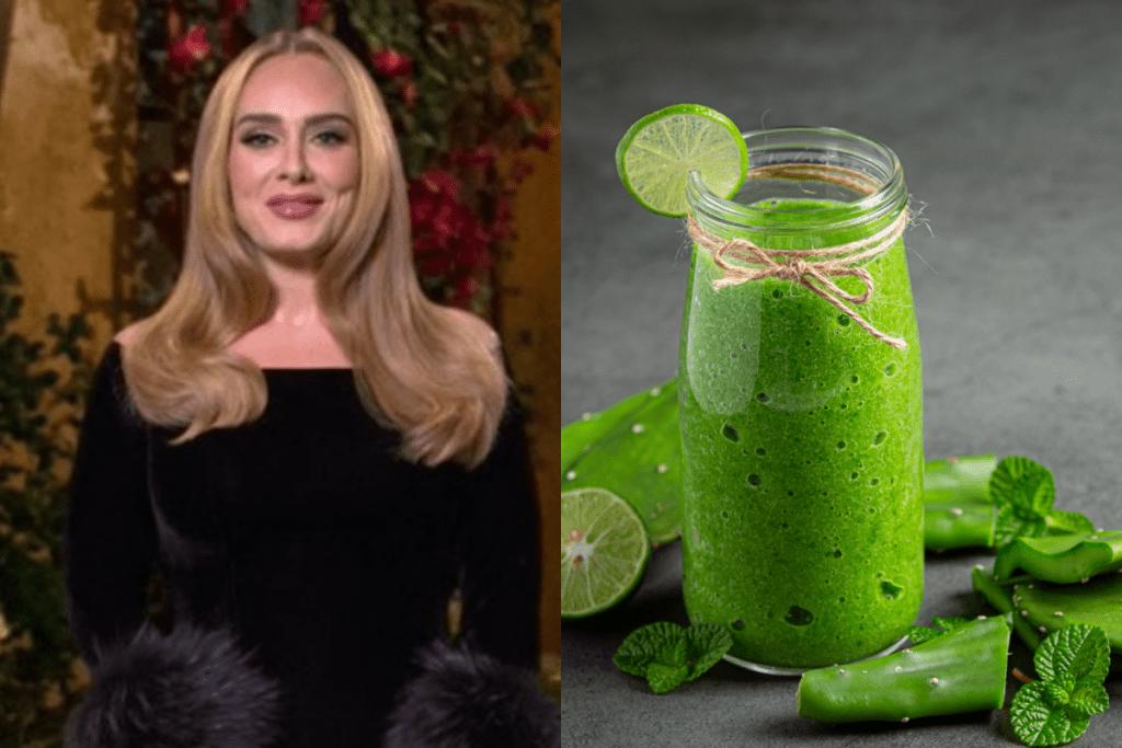 A dieta Sirtfood, feita por Adele, está entre as dietas para emagrecer mais de 10kg.
