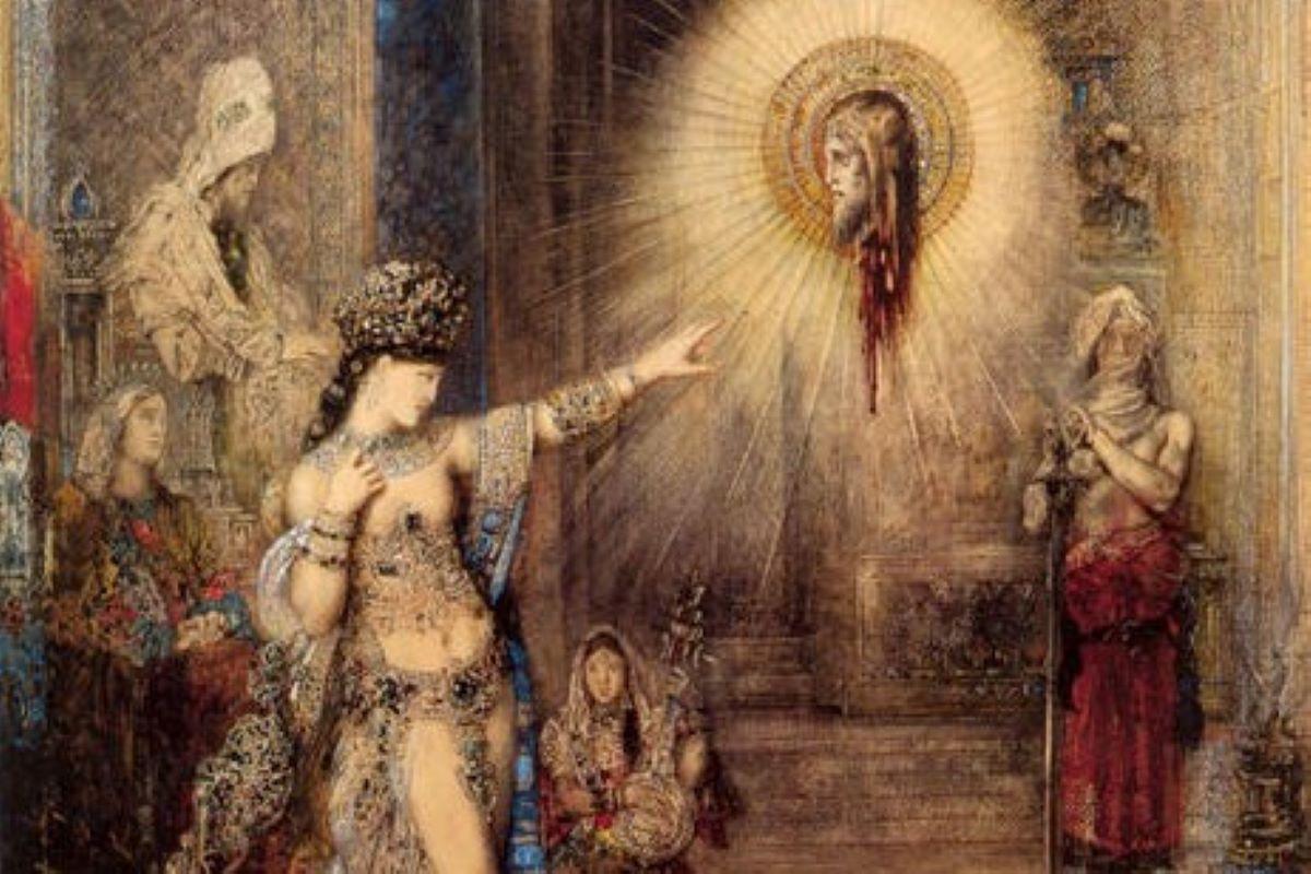 Questões de Gênero, Arte e mito de Salomé: contribuição para discussões