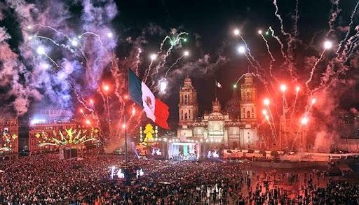 México festas