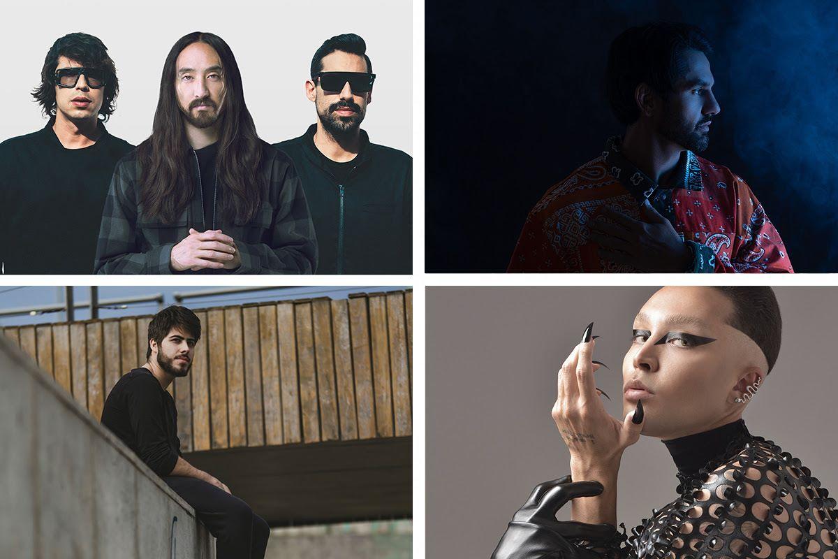 4 lançamentos de música eletrônica para curtir durante a semana