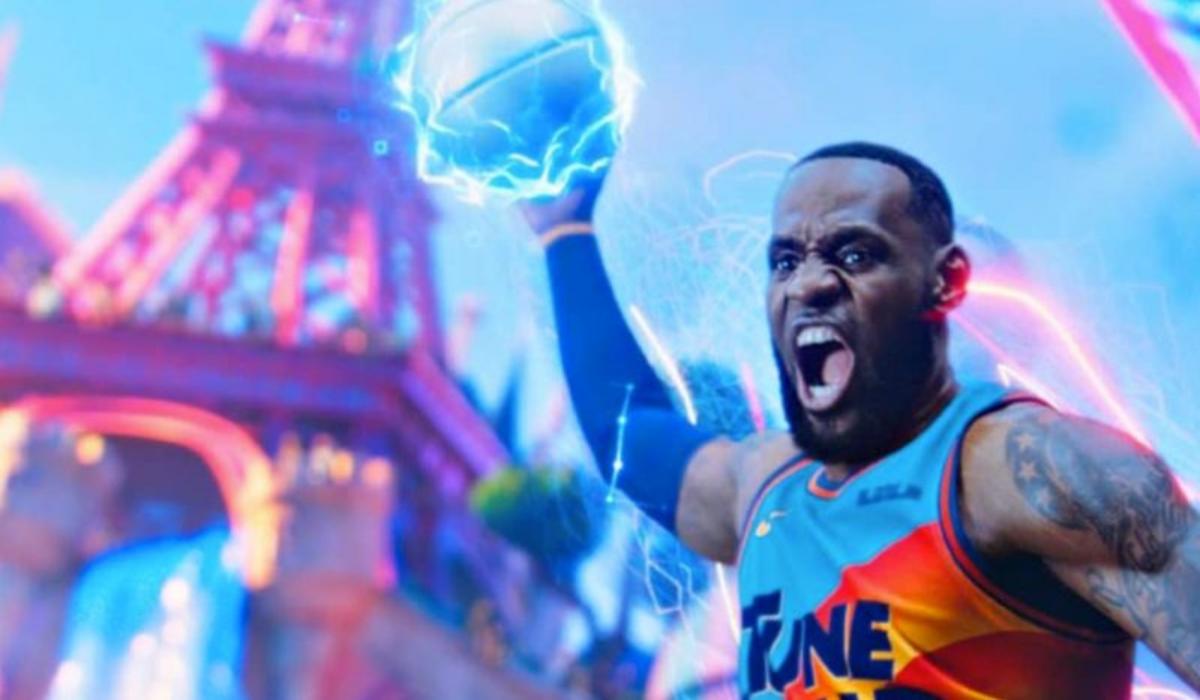 """""""Space Jam: Um novo legado"""" estreia esta semana, com LeBron James"""