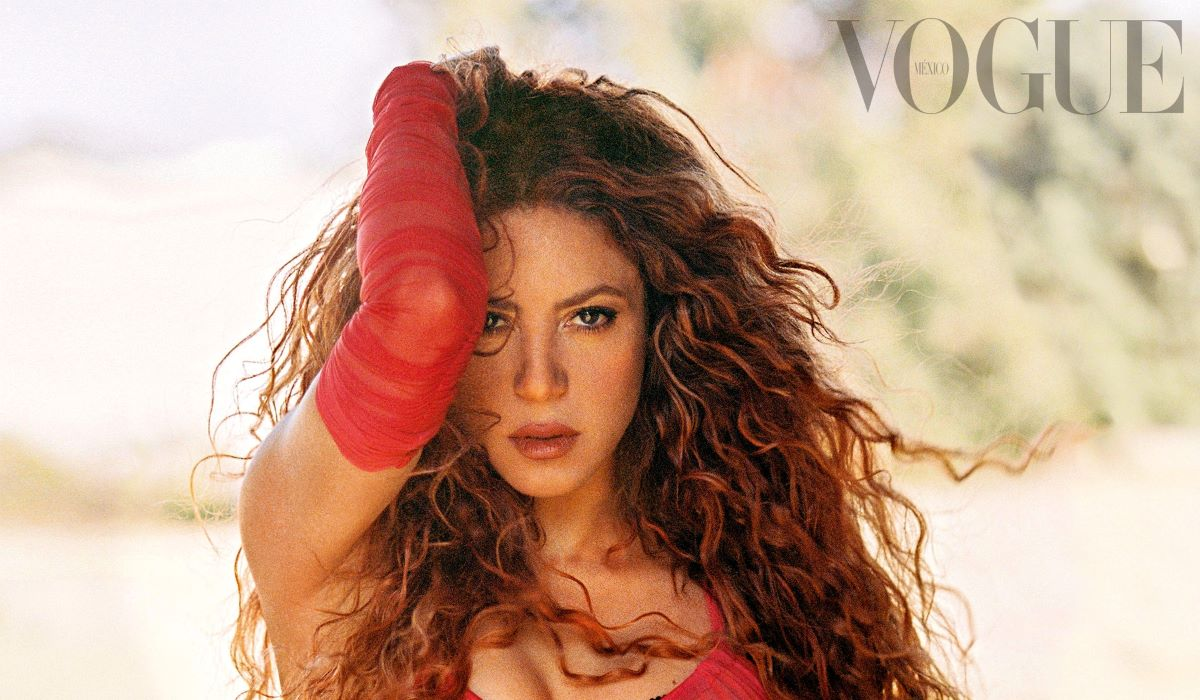 Shakira causa alvoroço na internet após mudar foto de perfil; veja!