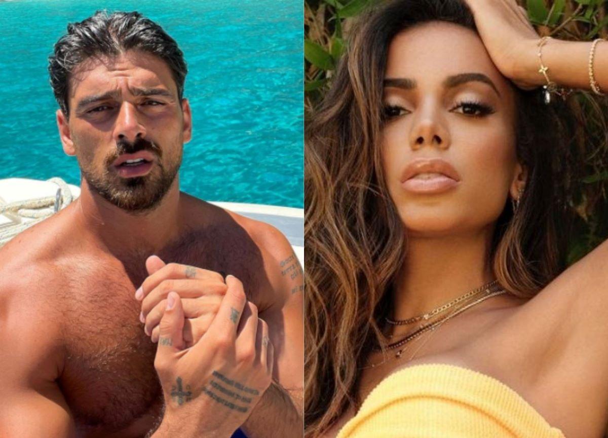 Michele Morrone está interessado em Anitta? Entenda a confusão!