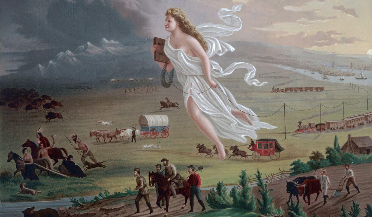 Marcha para o Oeste: influência na sociedade nativa americana