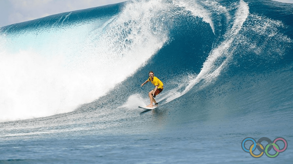surfe olimpíadas