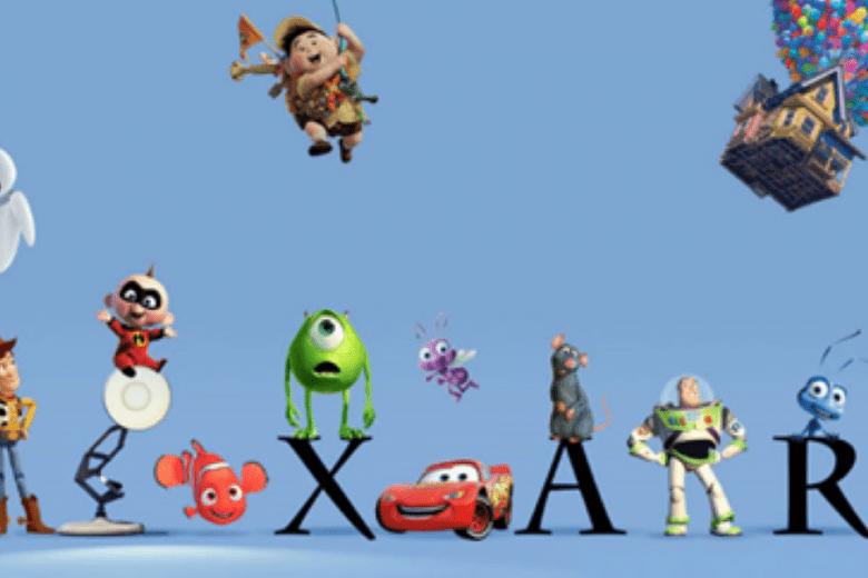 teoria pixar