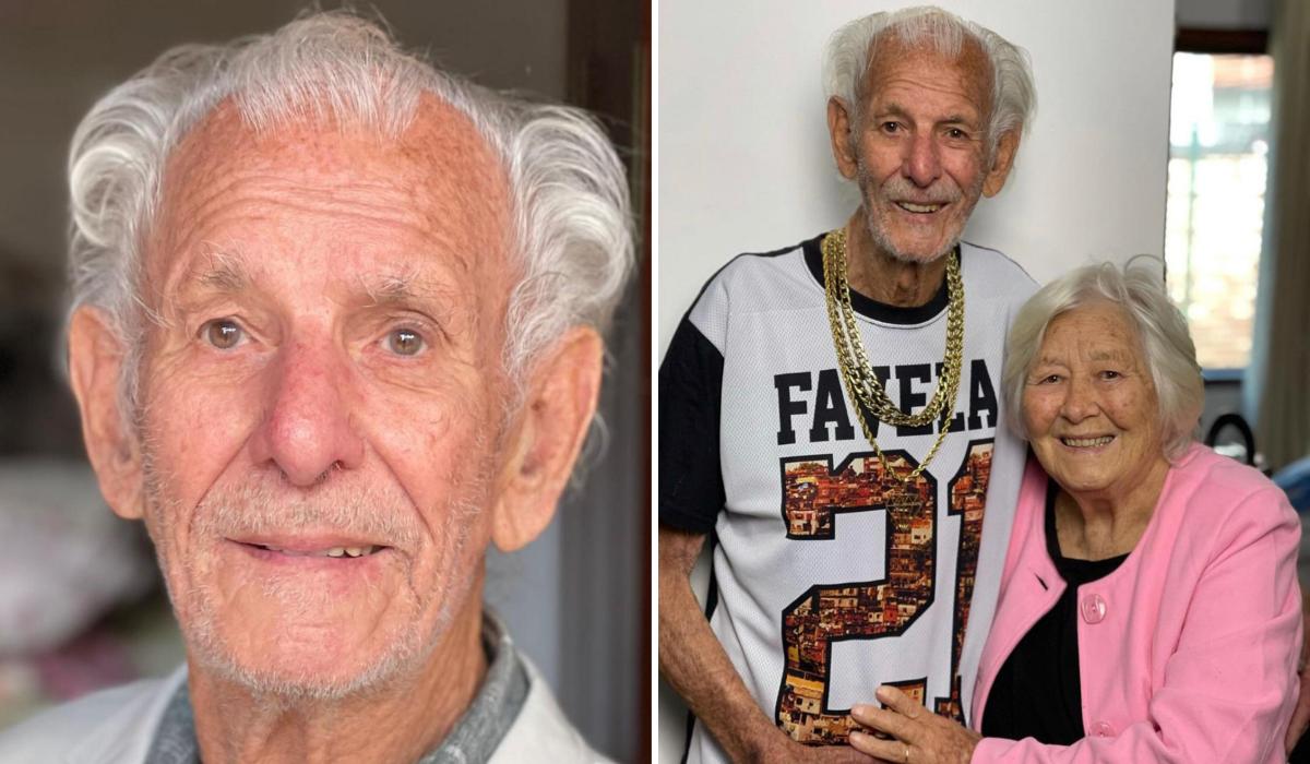 "Morre Vô Nelson, do ""Vovôs TikTokers"", aos 91 anos"